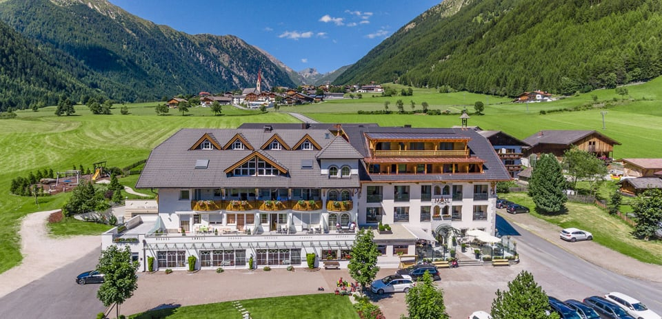 Alpine Wellnss Hotel Masl - Südtirol